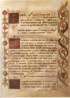 pergamene antiche | civuoleunfiore