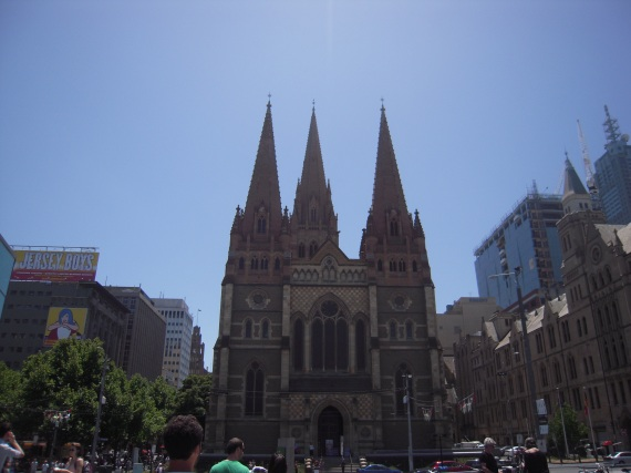 Cattedrale a Melbourne