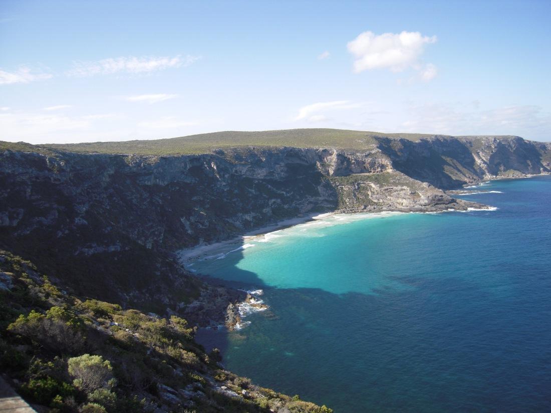 Scogliera Cangaroo Island