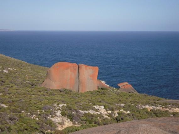 rocce sospinte