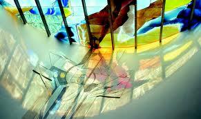 mosaico e vetro