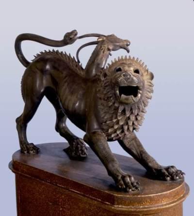 (V-IV secolo a.C.) Museo archeologico di Firenze