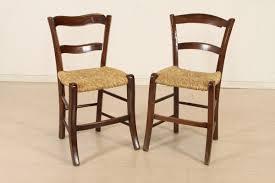due sedie