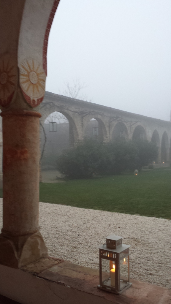 giardino del Convento dell'Annunziata