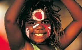 bimbo aborigeno australiano