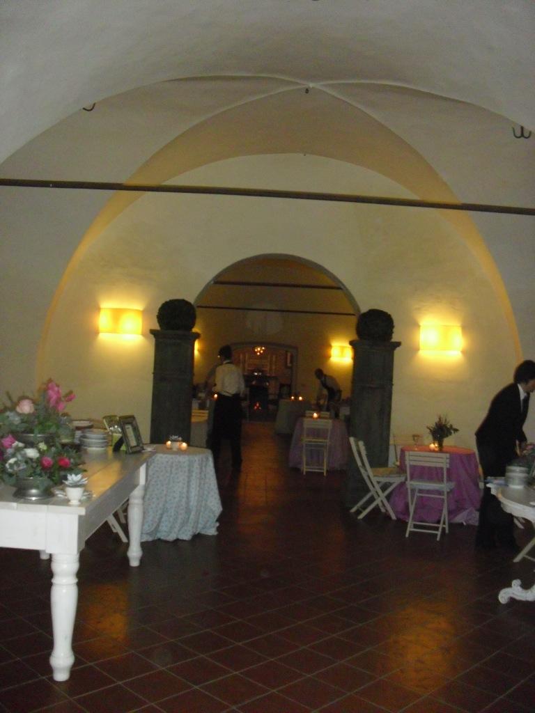 sala dei dolci