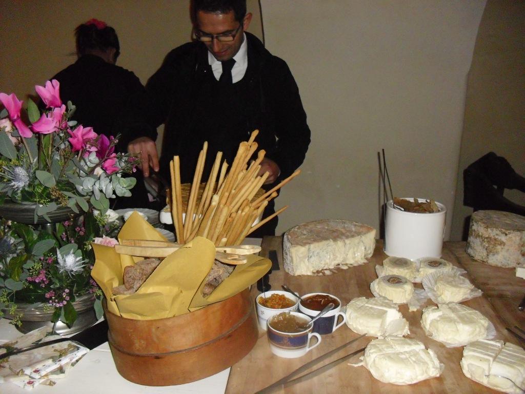 tavolo dei formaggi