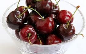 ciliegie porporine