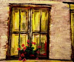 luce alla finestra