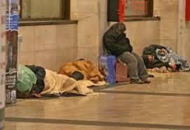 poveri della città