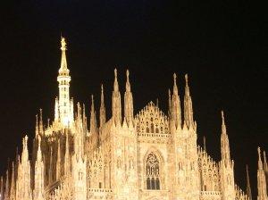 la Madonnina a Milano