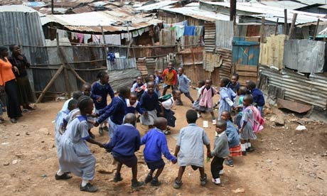 Schoolchildren-in-Kibera--001