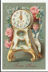 orologio di capodanno