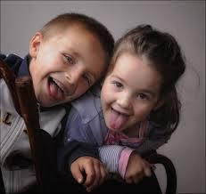 bambini allegri