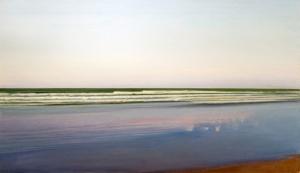 Riflessi sulla spiaggia