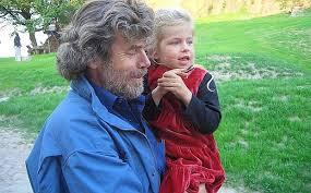 Messner papà